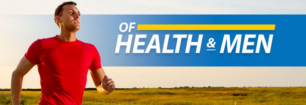 Of Health and Men: Celebrating Men's Health Month