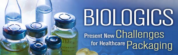 Packaging for Biologics