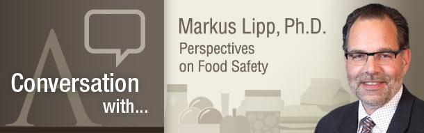 A Conversation with Markus Lipp