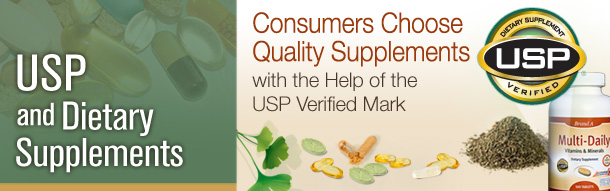 Consumers can identify high quality dietary supplements
