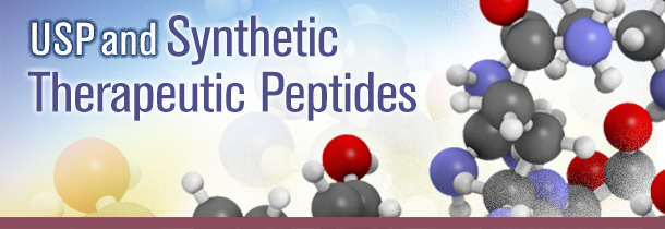 USP and SyntheticTherapeutic Peptides