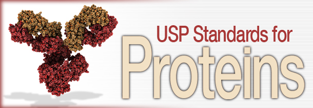 New USP Standards for Proteins
