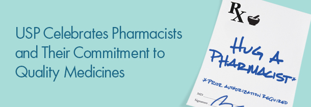 Hug a Pharmacist