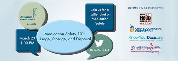 Twitter Chat for Patients on Medication Safety