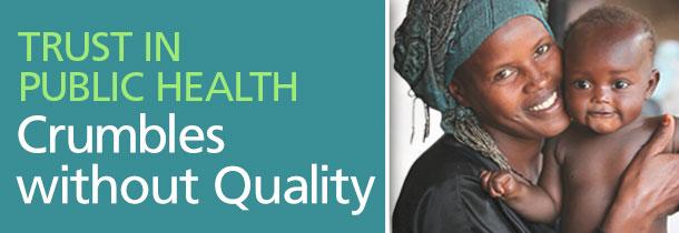 Trust in Public Health