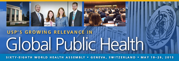 68th World Health Assembly