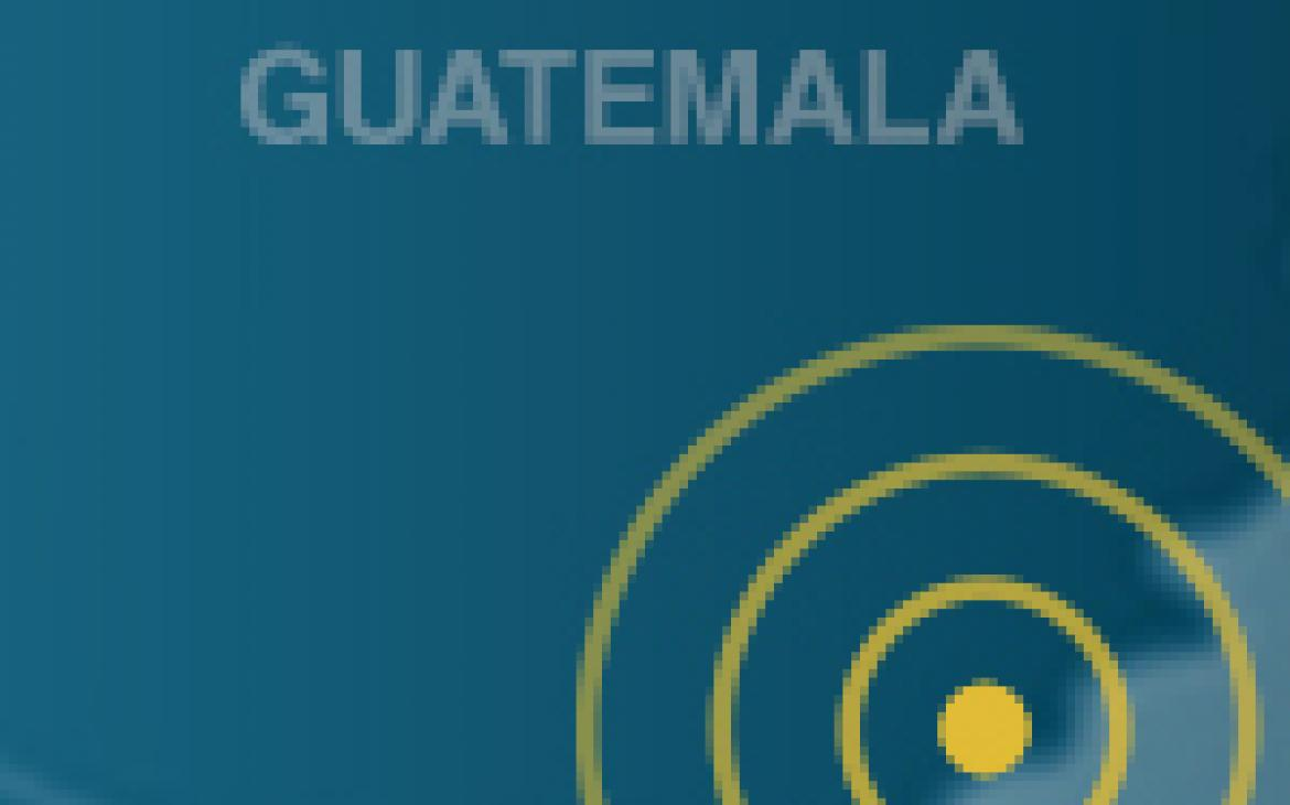 PQM Helps Fight Poor Quality Medicines in Guatemala