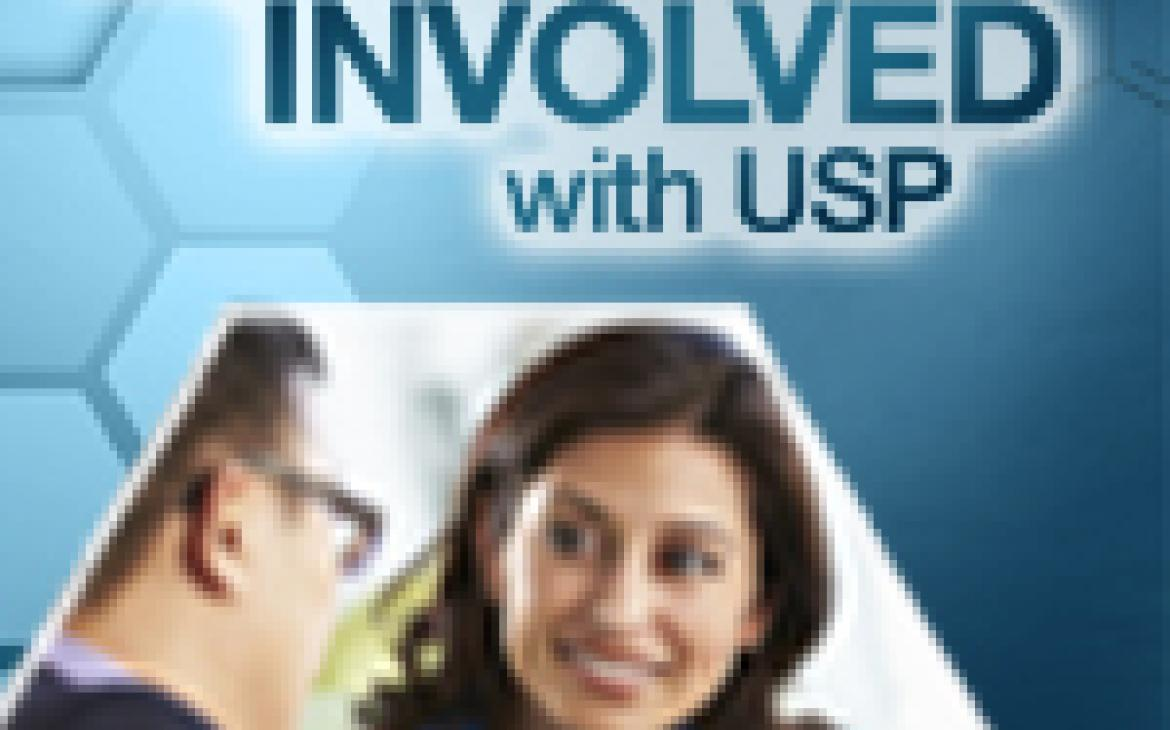 Get Involved with USP