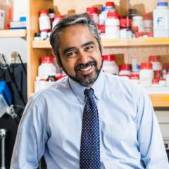 Muhammad Hamid Zaman, Ph.D. Biography Photo