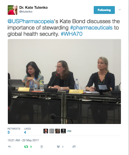 speech about importance of global health